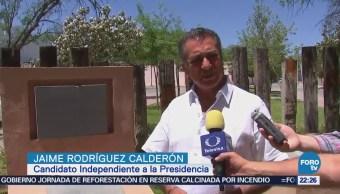 Jaime Rodríguez Bronco Llamado Candidatos Nuevo León