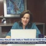Margarita Zavala expresa su solidaridad a familiares de estudiantes asesinados en Jalisco