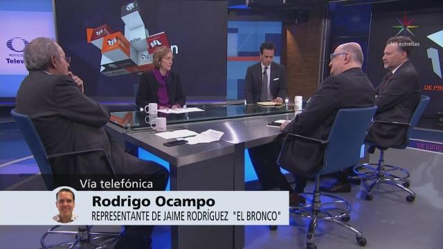 Jaime Rodríguez Marcó Línea Debate Rodrigo Ocampo