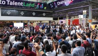 Inauguración del Jalisco Talent Land 2018