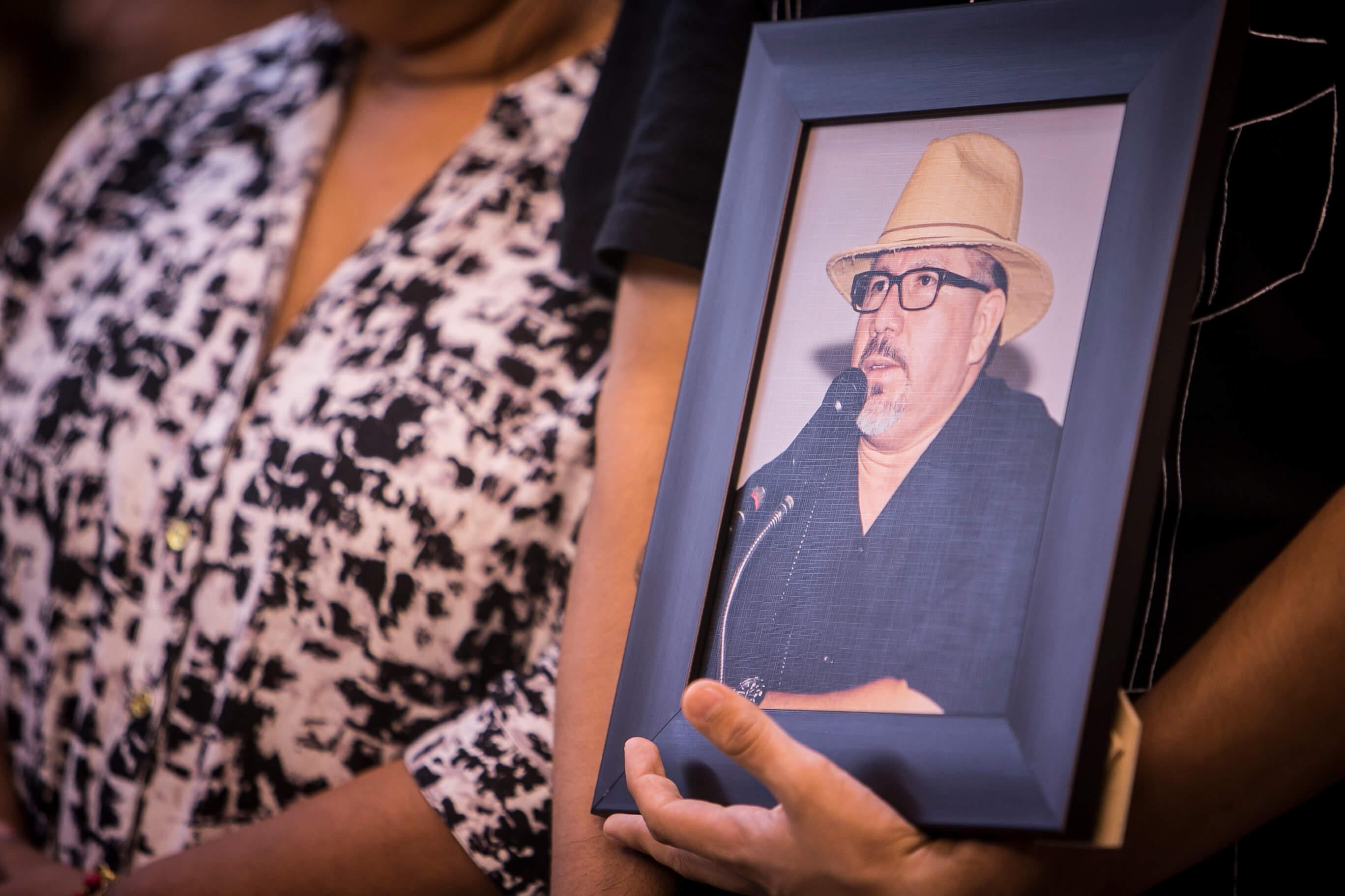 Detienen al asesino del periodista Javier Valdez