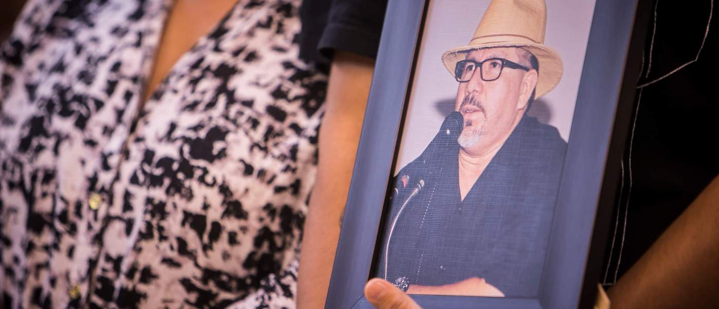 Cae presunto responsable asesinato periodista Javier Valdez