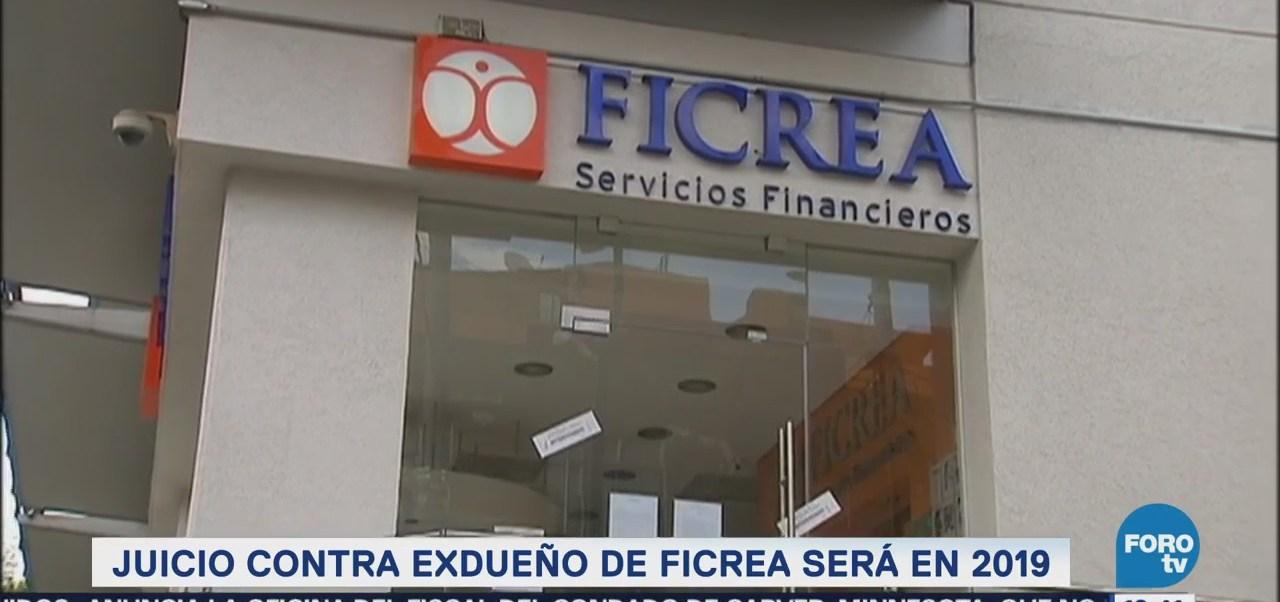 Juicio contra exdueño de Ficrea será en 2019