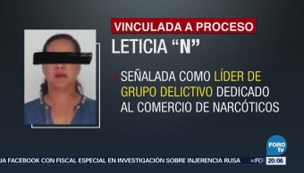 Vinculan Proceso Doña Lety Juez Federal Vincula Leticia Rodríguez 'Doña Lety'