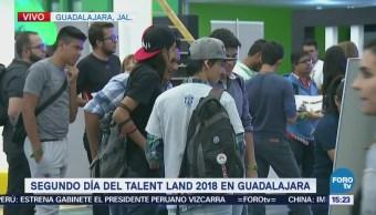 Juventud Talento Innovación Reúnen Talent Land Guadalajara