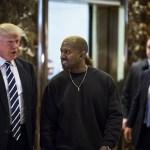 Rapero Kanye West declara su amor Trump