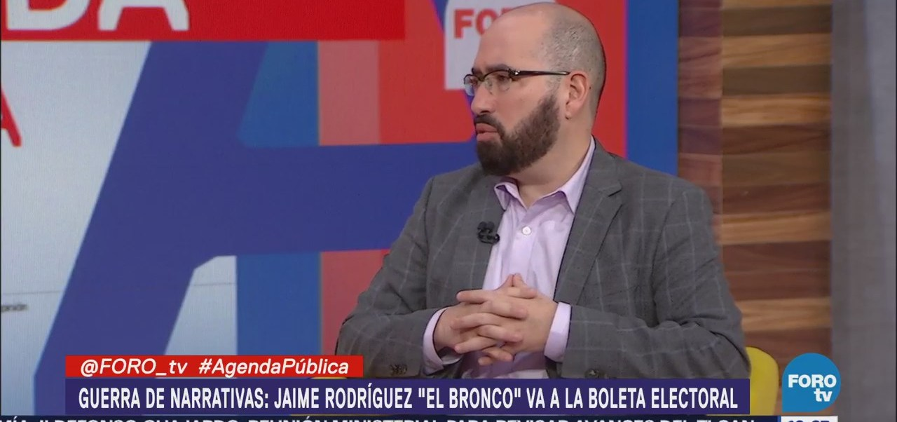 Llegada Jaime Rodríguez Boleta Electoral