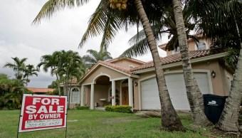 La venta de casas usadas en EU sube en marzo
