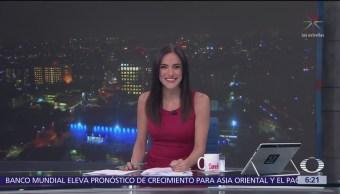 Las noticias, con Danielle Dithurbide: Programa del 12 de abril del 2018