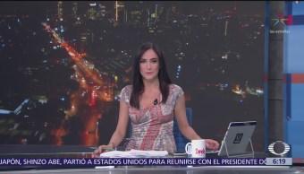 Las noticias, con Danielle Dithurbide: Programa del 17 de abril del 2018