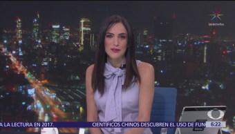 Las noticias, con Danielle Dithurbide: Programa del 19 de abril del 2018