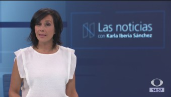 Las Noticias con Karla Iberia: Programa del 11 de abril de 2018
