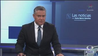 Las Noticias, con Karla Iberia: Programa del 6 de abril de 2017