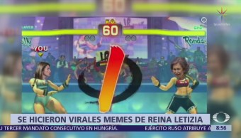 Las reinas Letizia y Sofía protagonizan memes en redes sociales