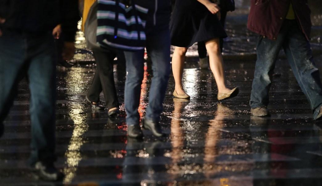 Activan alerta amarilla por lluvia y granizo en 6 delegaciones de la CDMX