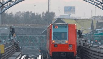 Metro CDMX activa operativo de seguridad por lluvias
