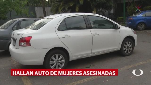 Localizan vehículo robado de catedrática de la UNAM