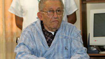 Muere exdictador boliviano Luis García Meza a los 86 años