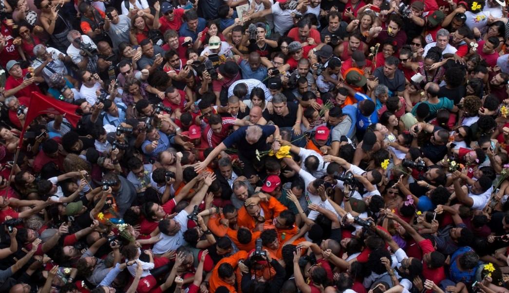 """Expresidente Lula sufre """"inquisición judicial"""", dice gobierno de Venezuela"""