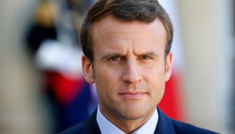 Macron afirma que no pueden tolerar uso armas químicas