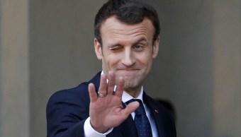 Venezuela acusa a Emmanuel Macron de interferir en asuntos internos