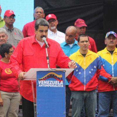 Venezuela repudia ataque imperialista contra Siria: Maduro