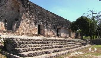 INAH preserva zonas arqueológicas mayas en Yucatán