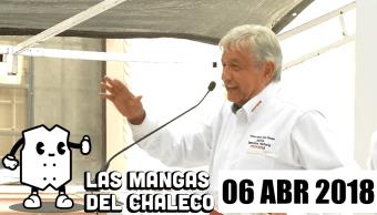 Mangas Chaleco Nueva Propuesta Traen Todos Candidatos Santos Briz Las Mangas Del Chaleco