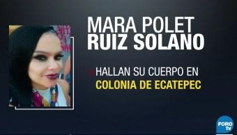 Hallan cuerpo de una mujer en planta de bombeo en Ecatepec