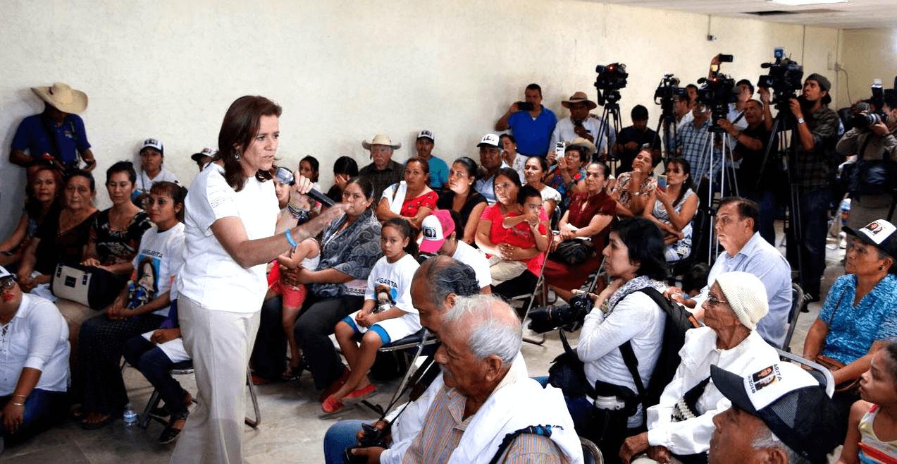 Profesionalizar y duplicar la PF plantea Margarita Zavala