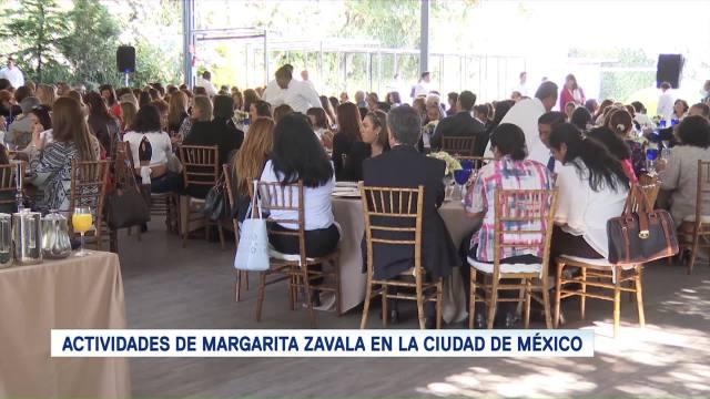 Margarita Zavala Señala Encuestas Ayudan Corregir Rumbo