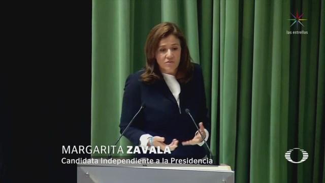 Margarita Zavala Critica Trife Candidatura Bronco