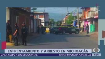 Matan a presunto integrante de 'Los Ántrax' en Michoacán