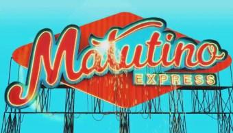 Matutino Express del 23 de abril con Esteban Arce (Parte 1)