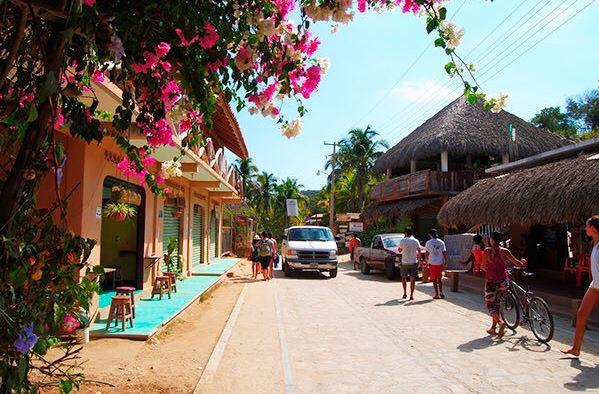 Corredor turístico Puerto Ángel-La Ventanilla, una opción de ecoturismo en Oaxaca