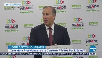 Meade Plantea Programa Económico Emergente Consejeros Bancarios