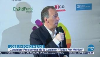 Meade Compromisos Infancia José Antonio