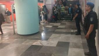 Disminuye en la CDMX robo de celulares en Metro y Metrobús
