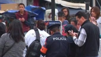 Muere hombre en estación Normal del Metro de la CDMX