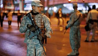 Nevada se opone a envío de Guardia Nacional a la frontera
