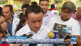 Mikel Arriola Promete Transporte Gratuito Jóvenes Magdalena Contreras