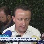 Mikel Arriola Promete Segundos Pisos Gratis