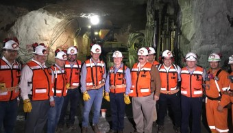 Campa anuncia programa de inspección de minas en todo el país