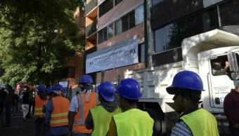 Inicia reconstrucción en Canal de Miramontes 1868 tras sismo en la CDMX