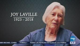 Muere Pintora Escultora Joy Laville