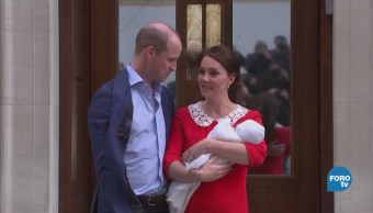 Nace el tercer bebé de los duques de Cambridge