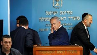Netanyahu suspende acuerdo ONU deportar inmigrantes africanos