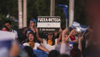 Suman seis días de protestas en Nicaragua, aunque anulara reforma seguridad social