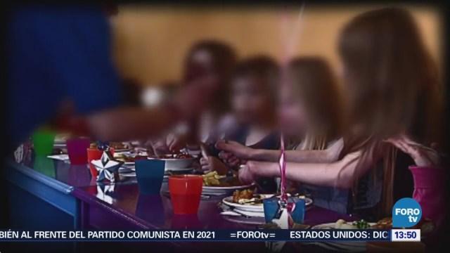 Niños de Gran Bretaña padecen malnutrición