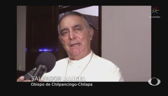 Obispo de Chilpancingo se reúne con líder del crimen organizado